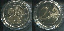 SLOWENIEN 2008 - 2 Euro in PP - FRANC ROZMAN STANE