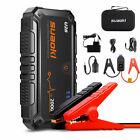 Suaoki U28 2000A Car Avviatore di Emergenza Auto Jump Starter Power Bank 12V USB