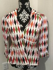 Pin Up Couture Blouse SZ S NWT