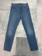 Levi's White Oak Cone Denim Jeans Wedgie w25