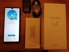 Smartphone Sony Xperia L4 - Schwarz, Dual-SIM phon, Telefon wie neu / unbenutzt