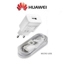 Huawei Quick Charge 5V Caricabatterie con Cavo USB-C per Huawei - Bianco (HW-059200EHQ)