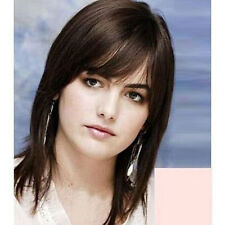 JIAFA81  New style medium brown hair straight wigs for women Fashion wig