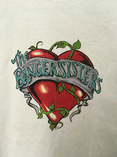 The Bangersisters 2002 Comedy Drama Movie Memorabilia White Adult T-Shirt XL