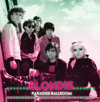 Blondie : Paradise Ballroom CD (2015) ***NEW*** FREE Shipping, Save £s