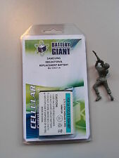 NEW Samsung Focus SGH-I937 Battery Giant Replacement BLI-1253-1.4 *FREE SHIP*