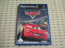 Disney Pixar Cars für Playstation 2 PS2 PS 2 *OVP*