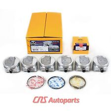 FITS TOYOTA 1988-1995 PICKUP 4RUNNER STD PISTON RING KIT 3VZE