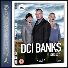 DCI BANKS - COMPLETE SERIES 3  **BRAND NEW DVD ***