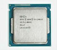 Intel Xeon E3-1240L V3 2GHz 4-Core 8M Cach 25W LGA 1150 Server CPU Processor