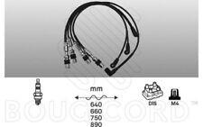 BOUGICORD Juego de cables encendido SEAT IBIZA CORDOBA VOLKSWAGEN POLO 4196