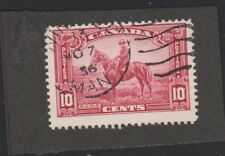 Canada Postmark on 223 Mountie WINNIPEG, MAN. 1936