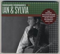 Ian & Sylvia --Vanguard Visionaries CD - Brand New MINT & Sealed w/ Hype Sticker