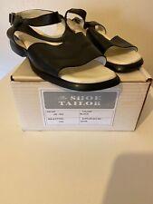 Ladies Shoe Taylor Black Sandals Size 7EE