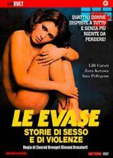 Dvd Le Evase - (1978) *** Lilli Carati *** .....NUOVO