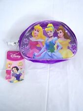 Disney Princess Aurora Cinderella Belle PVC Cosmetic Bag