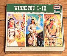 Winnetou 1-3, Hörbuch, 3CDs, Europa