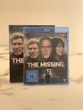 Blu-ray - The Missing - 1 Staffel Season ( Tcheky Karyo alias Julien Baptiste )