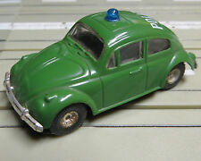 Faller AMS --  VW Käfer Polizei mit Flachankermotor  !