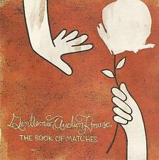 The Book of Matches by Gentleman Auction House (CD, May-2008, Emergency Umbrella