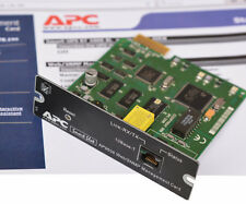 APC USV WEB/SNMP MANAGEMENT NETWORK CARD LAN CARD UPS AP9606 FOR SmartSLOT 77