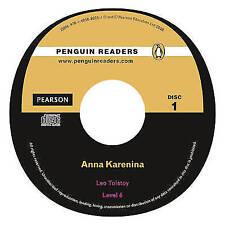 """Anna Karenina"" Book/CD Pack: Level 6 (Penguin Readers (Graded Readers)), Tolsto"