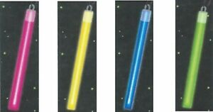 Glow Stick with Lanyard 20cm x 1cm - New Years Eve Party Favour Supplies