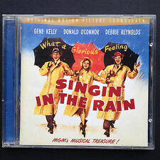 Debbie Reynolds SINGIN' IN THE RAIN film soundtrack OST CD 1952 Gene Kelly TCM