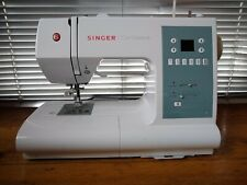 Singer Confidence 7465 Computerised Sewing Machine +Accessories - Fully Working