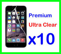 Premium Ultra Clear Screen Protector For Apple iPhone 6, 6s, 7 & 8   4.7 inch