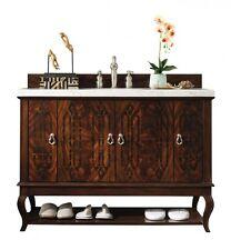 "48"" James Martin Palm Beach Single Bathroom Vanity Cabinet + Arctic Fall Top"