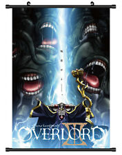 5665 Overlord Decor Poster Wall Scroll cosplay