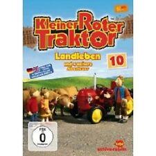 "KLEINER ROTER TRAKTOR ""TEIL 10 LANDLEBEN"" DVD NEU"