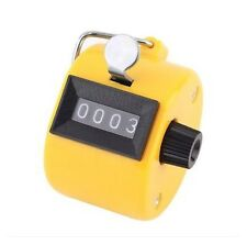 Tally Counter Hand Golf Digital Counter 4 Digit Number Golf  AE9
