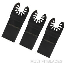 "3 x 1-1/4"" Fine Tooth Oscillating Tool Blade- Rockwell Hyperlock, DeWalt"