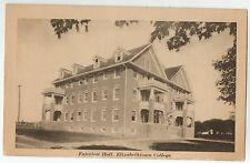 Fairview Hall at Elizabethtown College in Elizabethtown Pa 1926