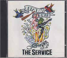 The Service : Man's Ruin CD Oi FASTPOST
