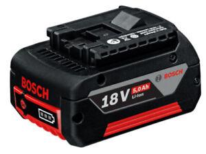 BOSCH PROFESSIONAL GBA 18v 5,0ah m-c battery, cool pack, Li-Ion