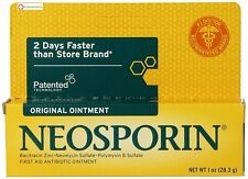 Neosporin Original Ointment 1 oz First Aid Antibiotic