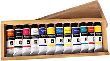 Jack Richeson 37-Ml Artist Casein Colors, Set of 12