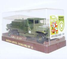 "Solido OVERLORD 89 Convention 1:50 WWII GMC ""LE ROI"" US Army Truck MIB`89 RARE!"