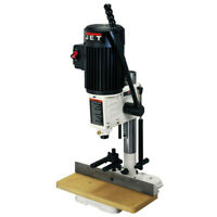 JET 1/2 HP 1,725 RPM 1/2 in. Capacity Cast Iron Bench Top Mortiser 708580 New