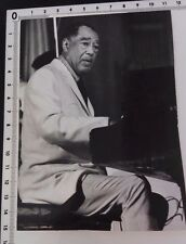 Photo DUKE ELLINGTON/Concert Paris/originale/presse/argentique/AGIP Robert COHEN
