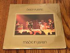 DEEP PURPLE MADE IN JAPAN 2-LP SET ORIGINAL LP STILL FACTORY SEALED!