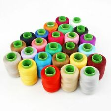 Thread Sewing Embroidery Yarn DIY Craft Serger Machine Spool String Colors