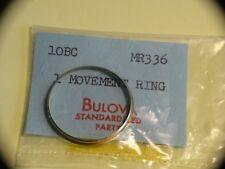 PIEZA RELOJ DE PULSERA RELOJERÍA BULOVA 10BC MR336 MOVIMIENTO RING NUEVO NOS