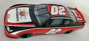 RARE NEBRASKA CORNHUSKERS FOOTBALL #02 BLACKSHIRTS NASCAR DIECAST CAR