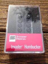 Seymour Duncan  SH-8 Invader Neck Humbucker Guitar Pickup Black SH-8n