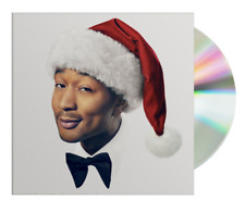 New John Legend Autographed Hand Signed A Legendary Christmas CD Sold Out
