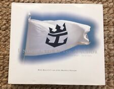 Under Crown and Anchor, Royal Caribbean Cruise Line History Book 1970-1995 Rare
